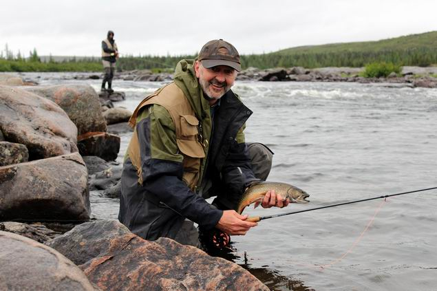 Trout and landlocked salmon_R003